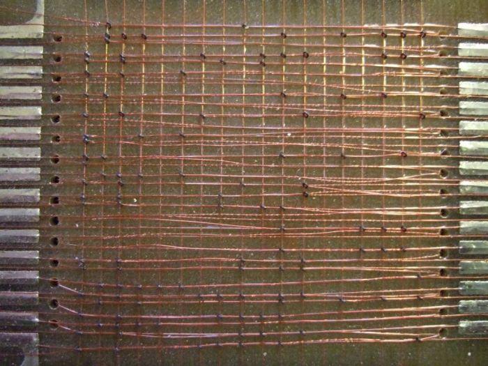 418 II Bootminne med synliga bits. 60-talet