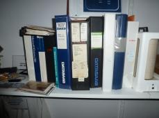 Manualer från några leverantörer
