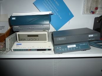 ACC o Congo-routers från VVnätet före år 2000